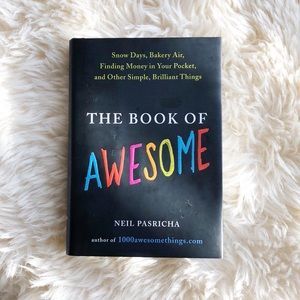 ⚡️3 for $25⚡️NEW The Book of Awesome